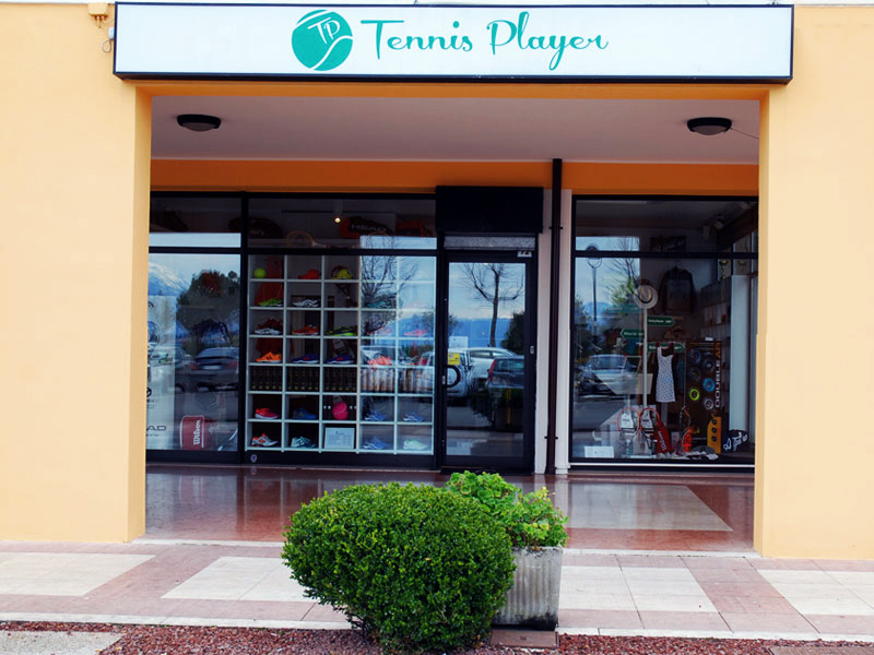 Tennis Player Desenzano